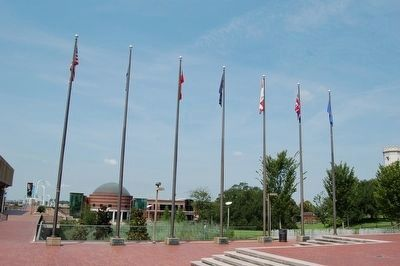7 Flags over Baton Rouge image. Click for full size.