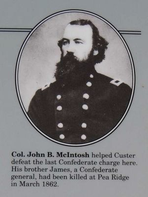 Col. John B. McIntosh (1828-1888) image. Click for full size.