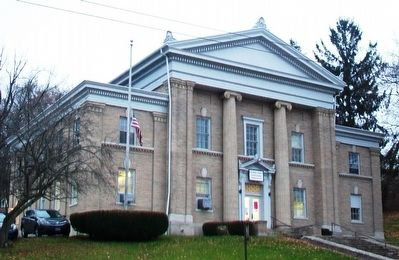 Former Courthouse at Courthouse Park image. Click for full size.