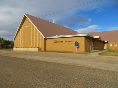 Bovina United Methodist Church image. Click for full size.