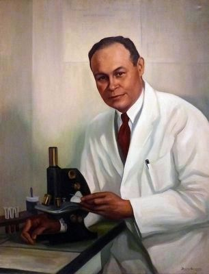 Charles R. Drew image. Click for full size.
