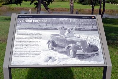 A Grand Entrance Marker image. Click for full size.