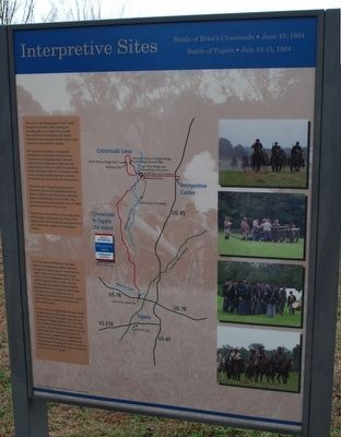 Interpretive Sites Marker image. Click for full size.