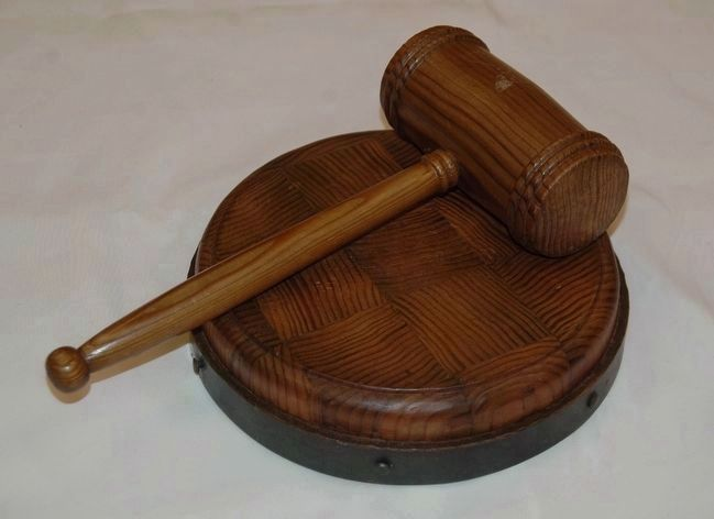 Plankroaders' Gavel & Base image. Click for full size.