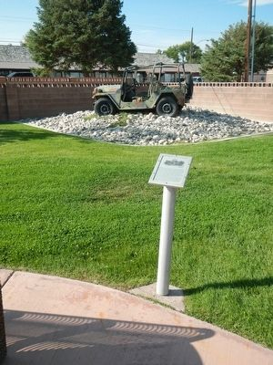 The Jeep Marker image. Click for full size.
