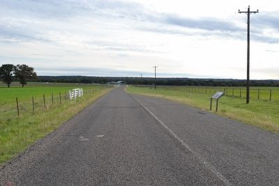 View to South from Malecek Road image. Click for full size.