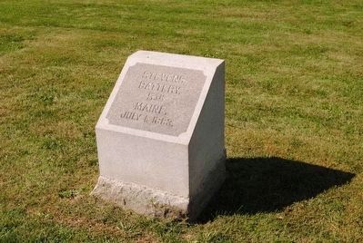 Stevens' Battery Monument image. Click for full size.