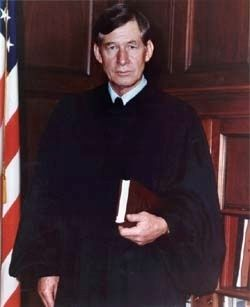 Judge Frank M. Johnson image. Click for full size.