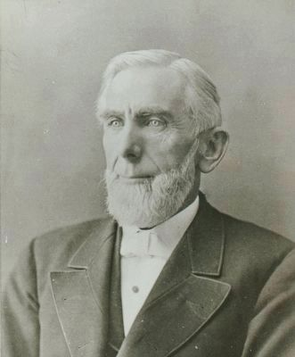 Milton Valentine<br>3rd President of Gettysburg College (1868-1884) image. Click for full size.