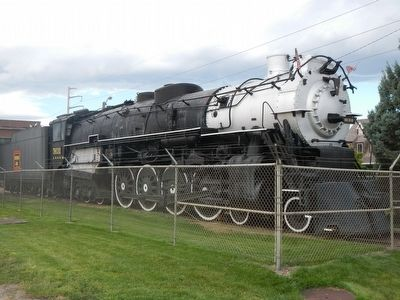 Class 0-5-A Mohawk Locomotive image. Click for full size.