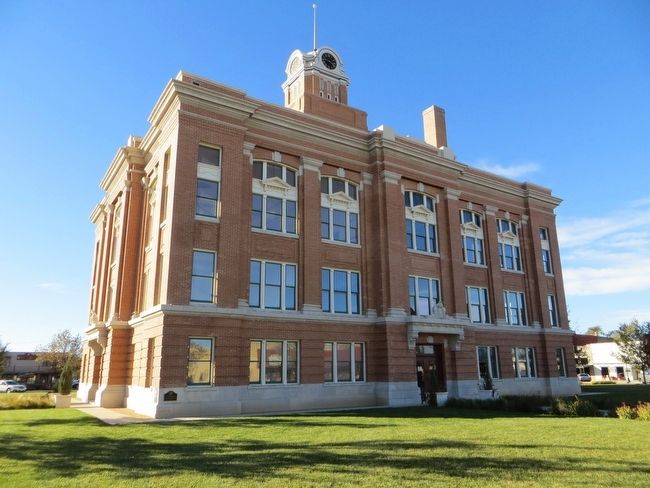 Randall County Courthouse image. Click for full size.