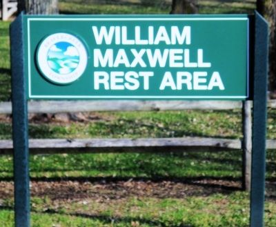 William Maxwell Marker image. Click for full size.