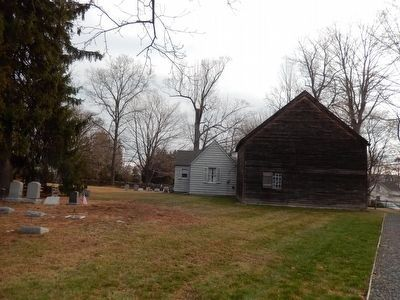 Quaker Meeting House image. Click for full size.