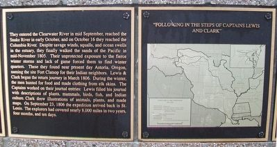 Lewis & Clark Expedition Marker image, Touch for more information