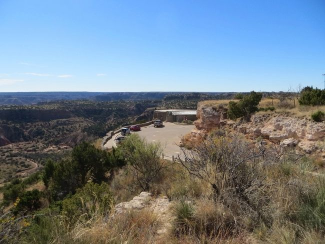 Palo Duro Canyon image. Click for full size.