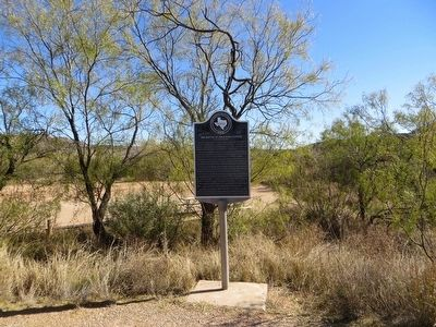 The Battle of Palo Duro Canyon Marker image. Click for full size.
