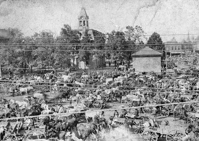 1876 Smith County Courthouse and Court of Appeals Building image. Click for full size.