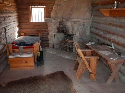 Living Quarters - Stable - Corral image. Click for full size.