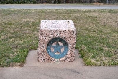 Coleman County Marker image. Click for full size.