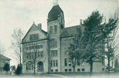 Old Main image. Click for full size.