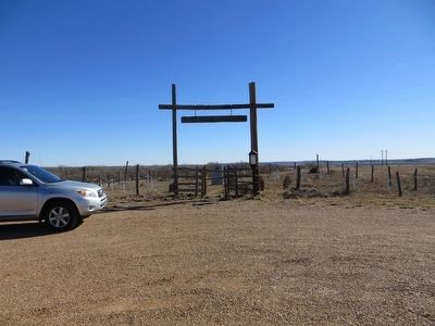Boot Hill Cemetery image. Click for full size.