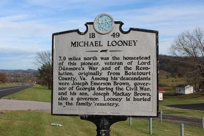 Michael Looney Marker image. Click for full size.