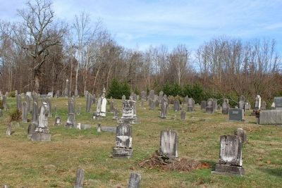 New Providence Church Cemetery image. Click for full size.