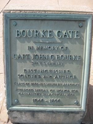 Bourke Gate image. Click for full size.