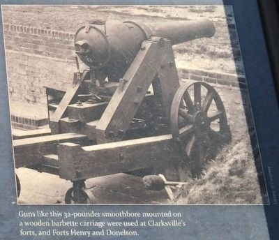 Example 32-pounder smoothbore. image. Click for full size.