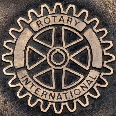 Rotary International Seal image. Click for full size.