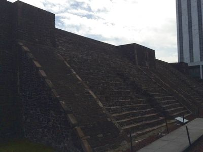 Stage 1 of the Templo Mayor de Mexico Tlatelolco Marker image. Click for full size.