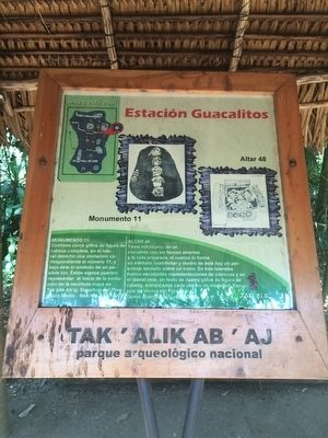 Guacalitos Station Marker image. Click for full size.