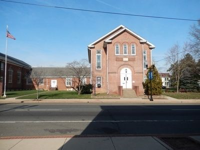 Peniel United Methodist Church image. Click for full size.