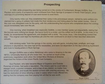 Prospecting Marker image. Click for full size.