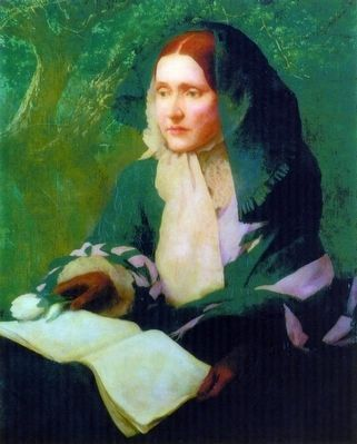 Julia Ward Howe image. Click for full size.
