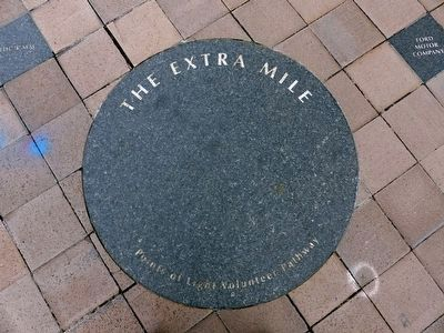 The Extra Mile image. Click for full size.