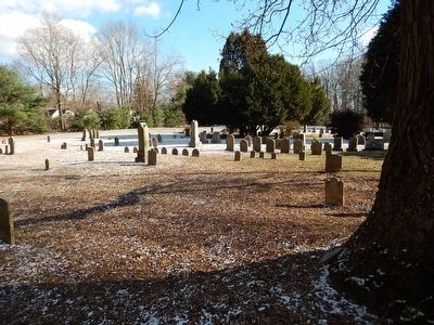 Mount Lebanon United Methodist Cemetery image. Click for full size.