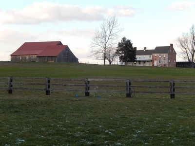 Penn Farm House and Barn image. Click for full size.
