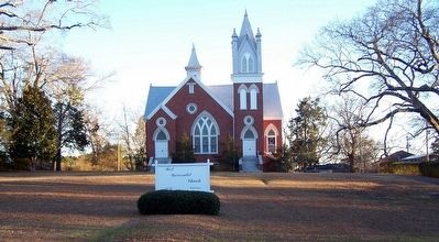 First Universalist Church of Camp Hill image. Click for full size.