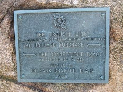 The Transit Line Marker image. Click for full size.