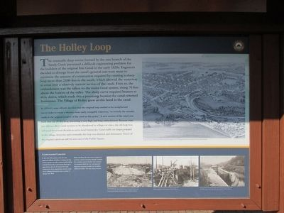 The Holley Loop Marker image. Click for full size.