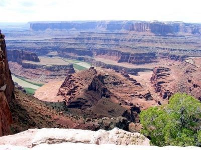 View from Dead Horse Point image. Click for full size.