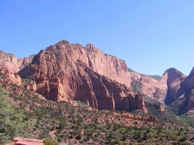 Kolob Canyons-Zion National Park image. Click for full size.