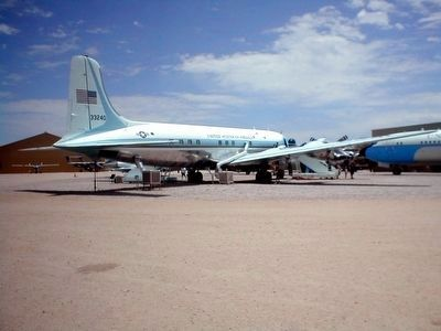 Presidential Aircraft (Airforce One) image. Click for full size.