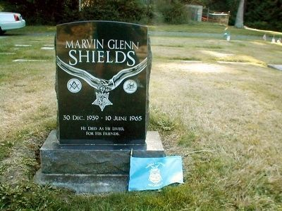 Marvin Glenn Shields-Vietnam Medal of Honor Recipient image. Click for full size.