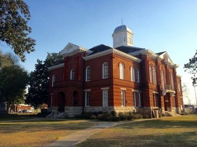 Sumter County Courthouse image. Click for full size.