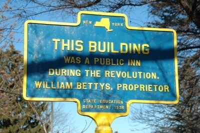 William Bettys Inn Marker image. Click for full size.