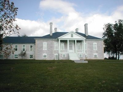 Belle Grove Plantation Mansion image. Click for full size.