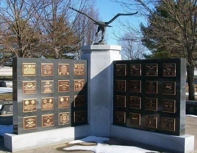 Memorial Wall #1 image. Click for full size.