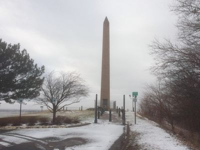 East Side of the Floyd Monument image. Click for full size.